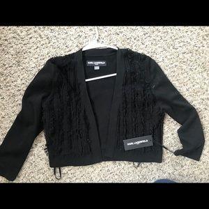 Karl Lagerfeld Sweater Cardigan